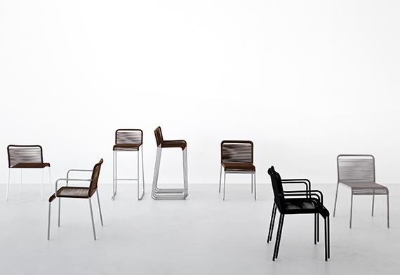 Bauhaus Look Stoelen.Lapalma Stoelen Collectie Roes Inspireert Met Design