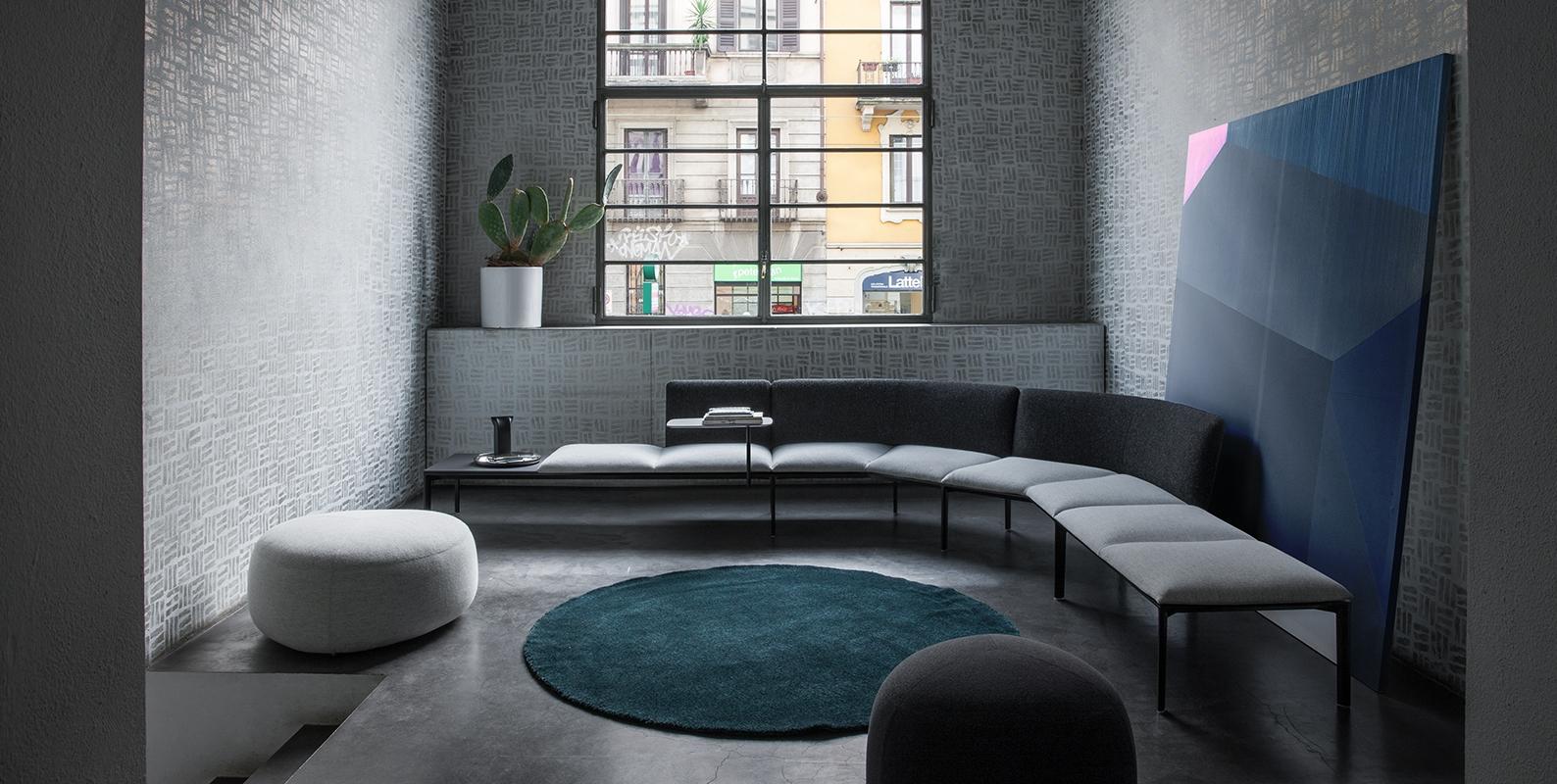 Lapalma lounge meubelcollectie roes inspireert met design